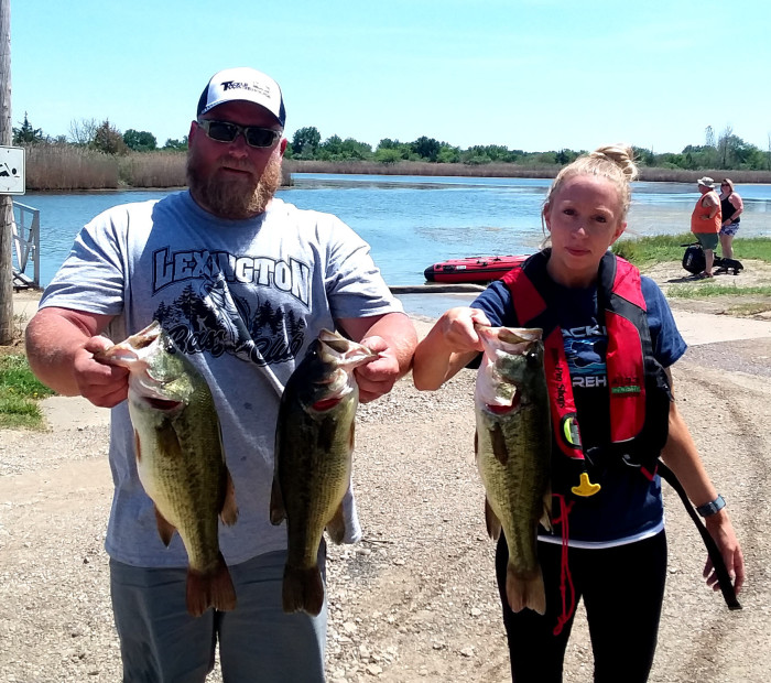 Gehrt/Shelly- 3 fish #10.87 Banner 6-13-20